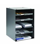 STEELMASTER 5-Tier Organizer with 4 Adjustable Shelves, 11.22 x 19.62 x ... - $71.90