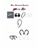 Ear Hooks for Earbuds and Bluetooth Asst'd Colors/Styles USA SELLER FAST... - $3.95+