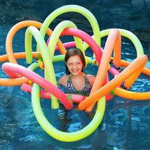 SwimWays Pool Noodle LYNX Links Connectors Pool Toys 6-pack Playset NIP image 4