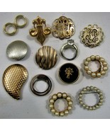 Large Lot of Scarf Rings - $25.00