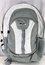 Seattle Seahawks Backpack Silver/White - ₹2,488.38 INR