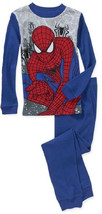 Boy's Thermal Underwear Set The Amazing Spider-Man II Marvel Long Sleeve 2-Piece