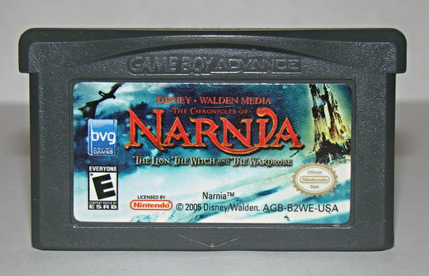 Primary image for Nintendo GAME BOY ADVANCE - NARNIA (Game Only)