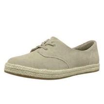 Clarks Azella Jazlynn Women Suede Espadrille Sneakers - $39.94