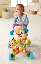 Fisher-Price - Laugh & Learn Smart Stages Learn with Puppy Walker - $26.74