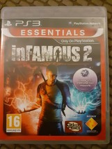 inFamous 2: PlayStation 3 Essentials (QUALITY PS 3 VideoGames) SWIFT DISPATCH! - $11.71