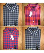 Banana Republic,Men's short sleeve Plaid Shirts.NEW WITH TAG - $27.99