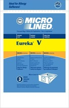 DVC Eureka Style V Micro Allergen Vacuum Cleaner Bags Made in USA [ 300 ... - $234.39