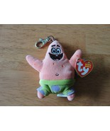 Ty LICENSED Beanie Baby Babies Patrick Star NEW MWNMT - $8.21