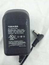 Toshiba Model TAC-1700 Class 2 Power Supply Adaptor - $14.15