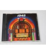 1945 Hit Parade CD Time Life 1989 MCA Records Various Artists You Belong... - $13.60