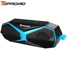 TOPROAD® Outdoor Waterproof Stereo Bluetooth Speaker Bass Sports Wireless - $42.35