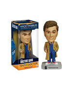 Doctor Who Wacky Wobbler Tenth Doctor Bobble Head Figure NEW Collectible - $14.25