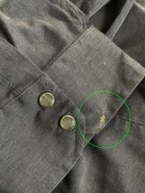 Men's Casual Western Pearl Snap Button Down Cowboy Dress Shirt w/ Defect - 3XL image 4
