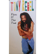 TONY REBEL, VIBES OF THE TIME POSTER (R2) - $9.49
