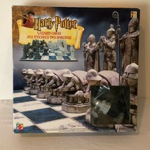 Harry Potter Wizard Chess Set Complete With Instructions Mattel 2002 Boa... - $29.99