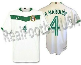 Nike Rafael Marquez Mexico Away Jersey Fifa World Cup 2006. - $220.00