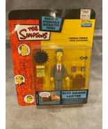 The Simpsons Blue Haired Lawyer World of Springfield Series Figure #11in... - $24.70