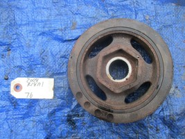 06-09 Honda Civic R18A1 VTEC crankshaft pulley OEM engine motor R18 cran... - $59.99