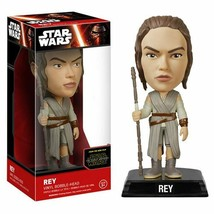 FunKo Star Wars: Episode VII - The Force Awakens Rey Bobble Head - $6.92