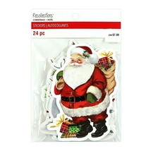Recollections Christmas Sticker Set, 24 Pieces #672019