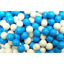 SIXLETS WHITE AND BLUE, 2LBS - $19.16