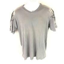 Affliction Men's Grey T-shirt L - $19.79