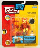 PlayMates The Simpsons Groundskeeper Willie in Kilt Series 14 Action Figure - $24.26