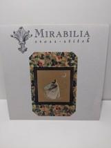 Mirabilia Cross Stitch Pattern Nora Corbett Fairy Moon 1993 New - $98.00