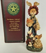 Boyds Bears Harriet Punch Hermine The Challenge 1999 Folkstone Piece With Box - $8.66