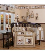 Teddy Bear 13-piece Crib Bedding Set - $129.99