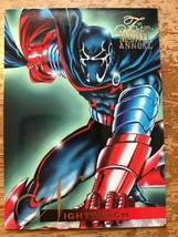 Marvel Flair Annual 1995 #70 Night Watch Single Card - $4.99
