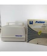 Vintage Pulmo-Aide DeVilbiss Sunrise Medical Model 5610D 1989 w/ box pap... - $64.35