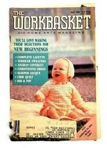 Vintage The Workbasket Magazine Knitting Gardening Home Hobbies April 1990 - $3.95