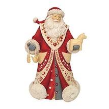 "Enesco Heart of Christmas God Jul, 8.78"" Figurine, Multicolor - $53.28"