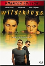 Wild Things Unrated Edition 1998 - $13.12