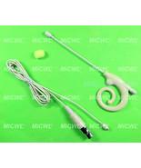 Snail design Ear Headset Microphone for SHURE Detachable plug mini XLR 4... - $30.67