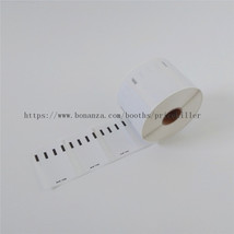 50 x Rolls Dymo 11354 Dymo11354 compatible thermal labels 57mm x 32mm  - $295.00