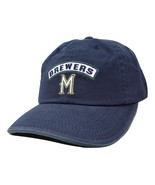 Milwaukee Brewers American Needle Mikey MLB Blue Adjustable Baseball Cap... - $16.14
