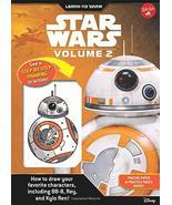 Learn to Draw Star Wars: Volume 2: How to draw your favorite characters,... - £5.43 GBP