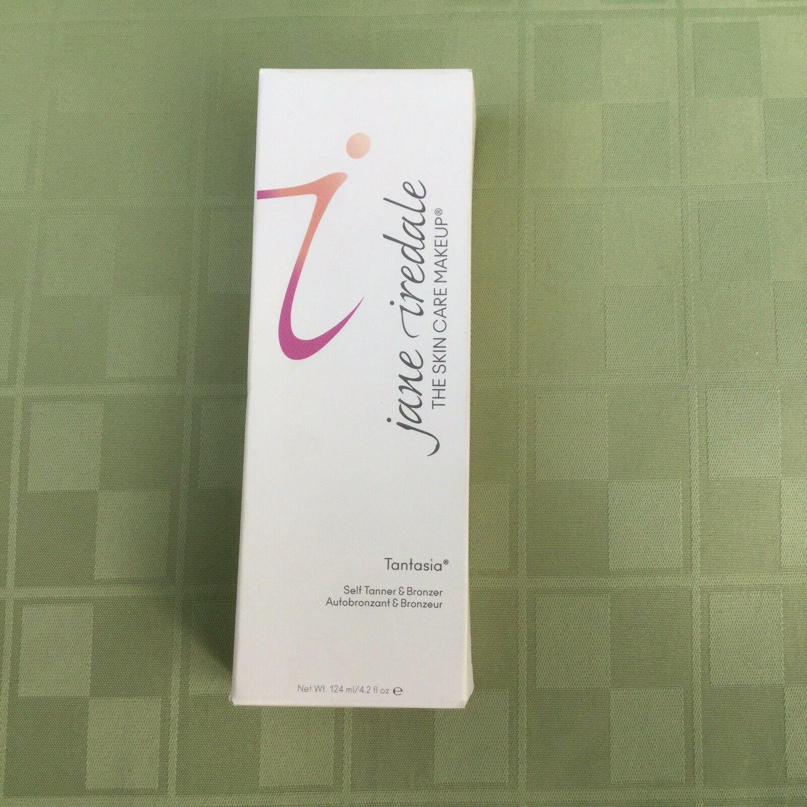 Jane Iredale Tantasia Self Tanner Bronzer 4.2 fl oz New - $28.04