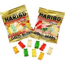 HARIBO GOLDBEARS GUMMMI CANDY -28.8oz  - PACK OF 2 BAGS. - £20.48 GBP