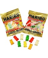 HARIBO GOLDBEARS GUMMMI CANDY -28.8oz  - PACK OF 2 BAGS. - $28.66