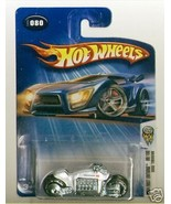 Hot Wheels 2004 FE 080 First Edition Dodge Tomahawk  Silver - $2.95