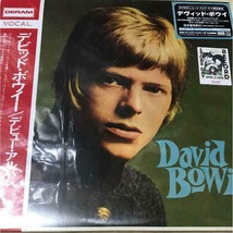 David Bowie Colored 2Lp Analog Record Store Day - $108.89