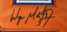 WAYNE GRETZKY / NHL HALL OF FAME / AUTOGRAPHED EDMONTON OILERS PRO STYLE JERSEY image 5