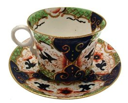 Royal Stafford T Poole 4661 1774 Cup and Saucer - $29.30