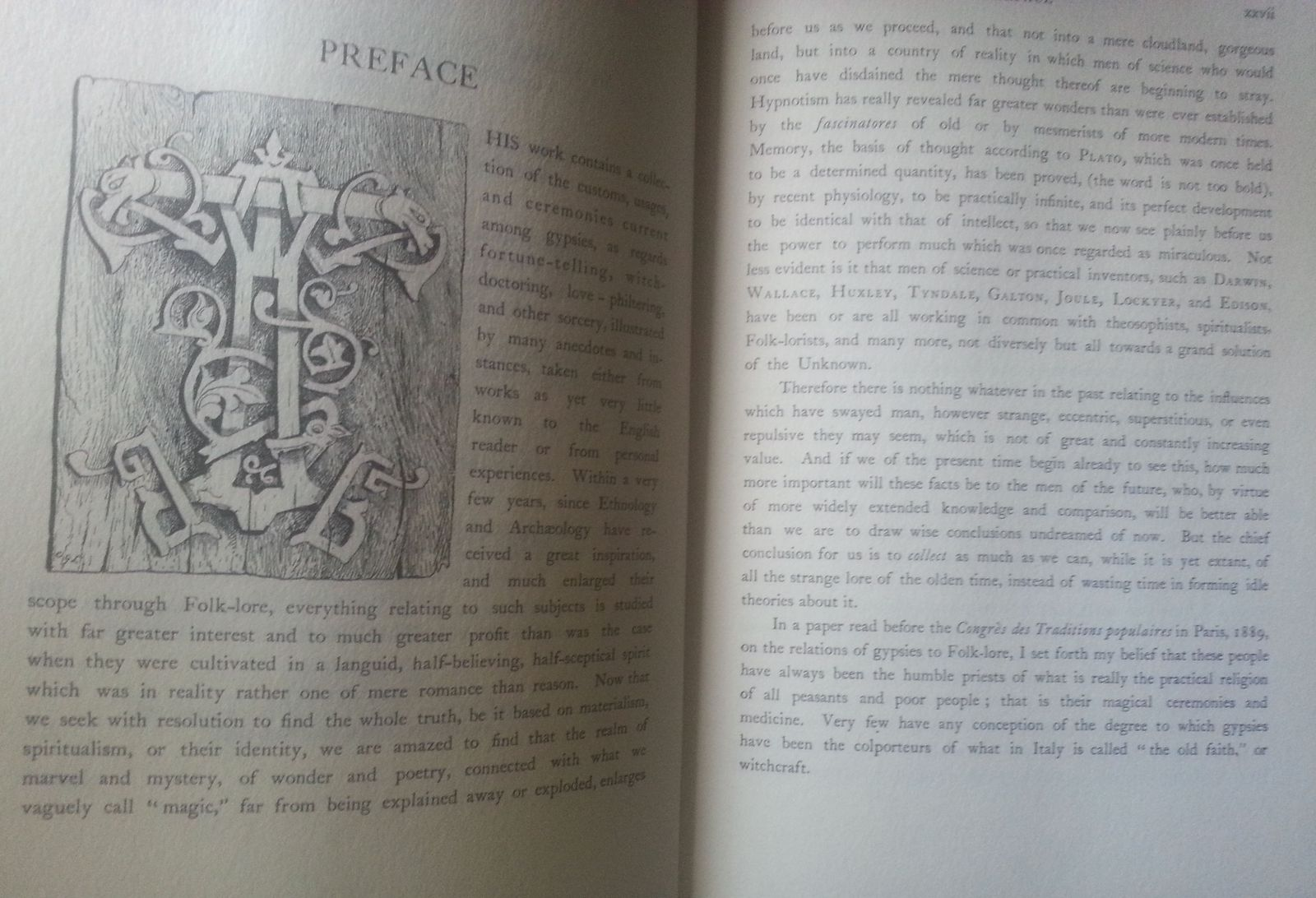Gypsy Sorcery and Fortune Telling by Charles Godfrey Leland