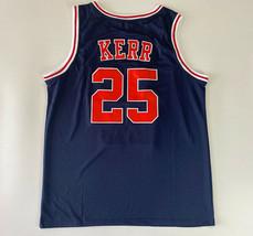 Steve Kerr #25 Basketball Jerseys All Stitched Custom All Names - $37.61+