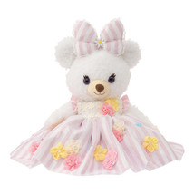 Disney Store Japan Unibearity Character Goods Plush Dedicated Costume Fl... - $147.51